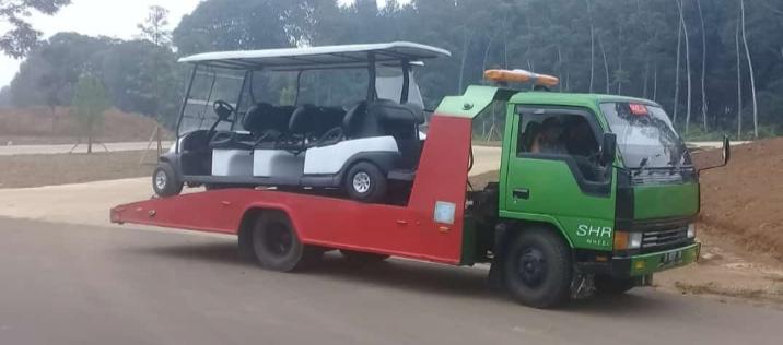 jasa rental golf cart