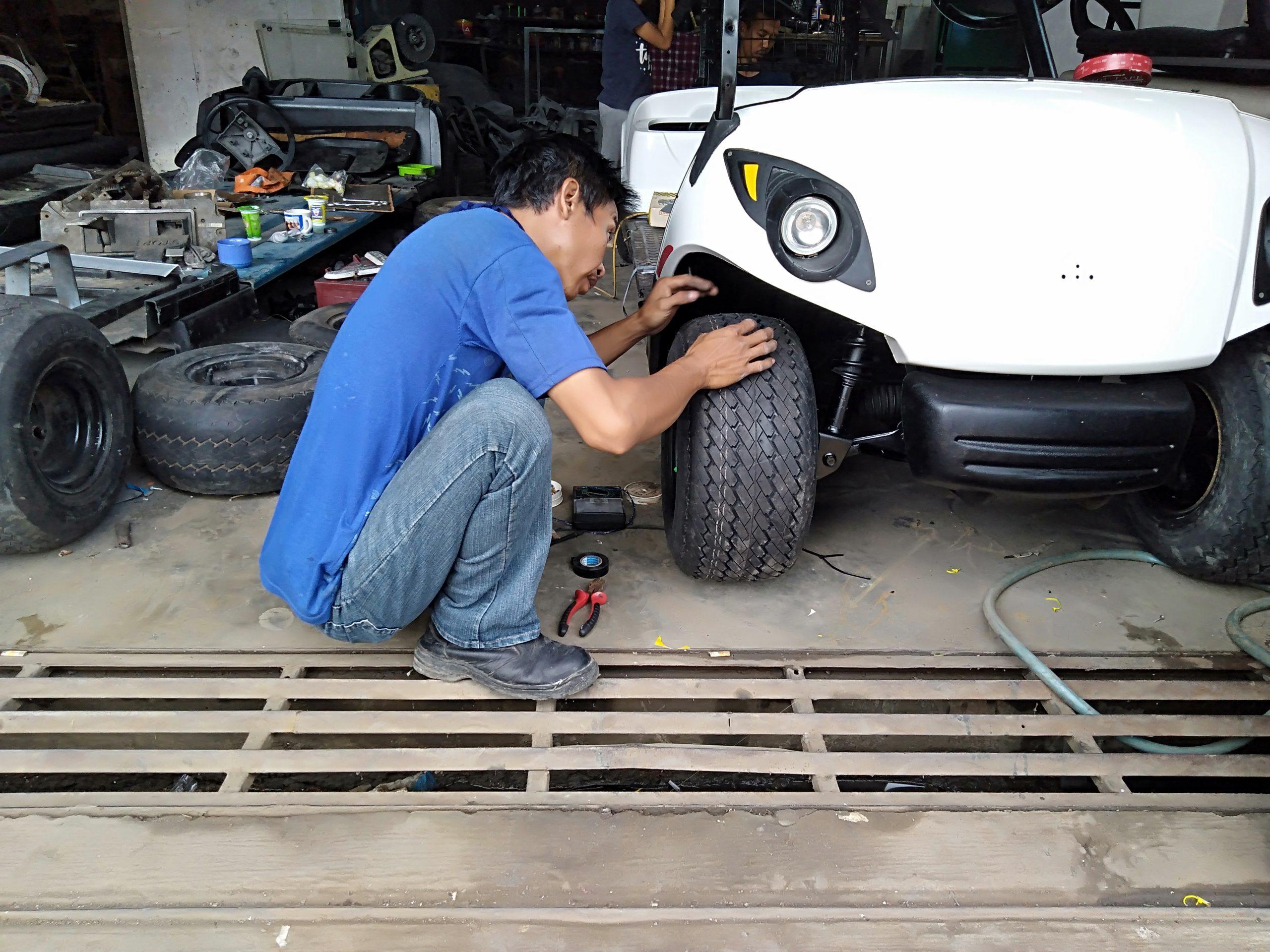 Jasa Service Buggy Golf