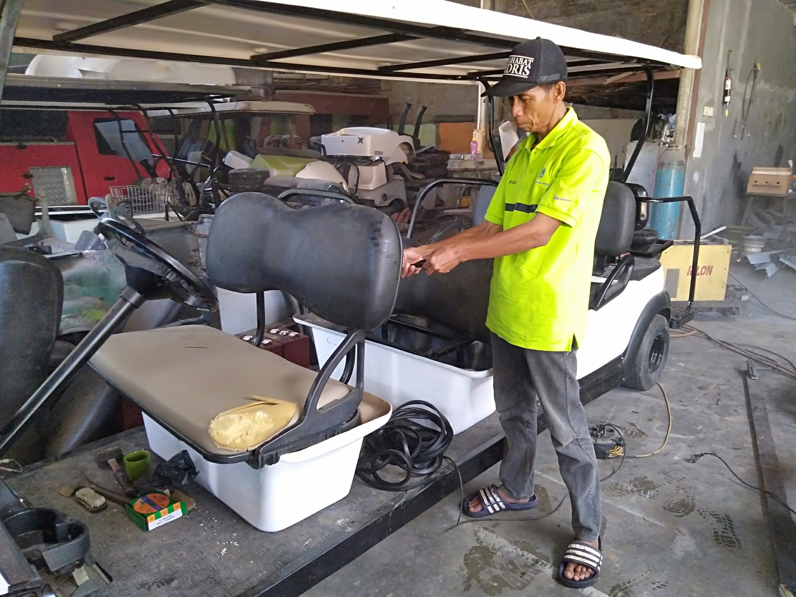 Jasa Repair Golf Car
