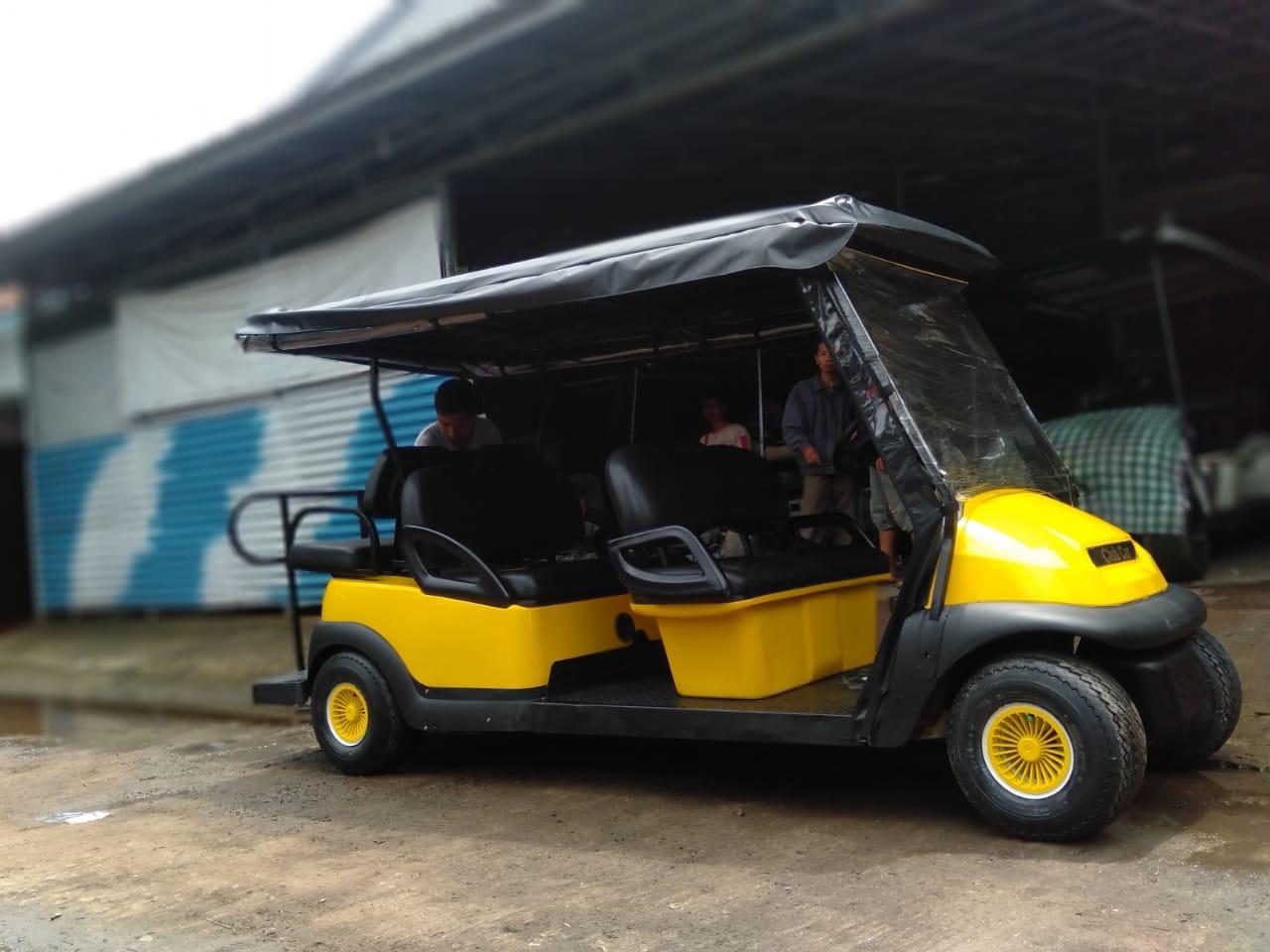 Jasa Repair Mobil Golf
