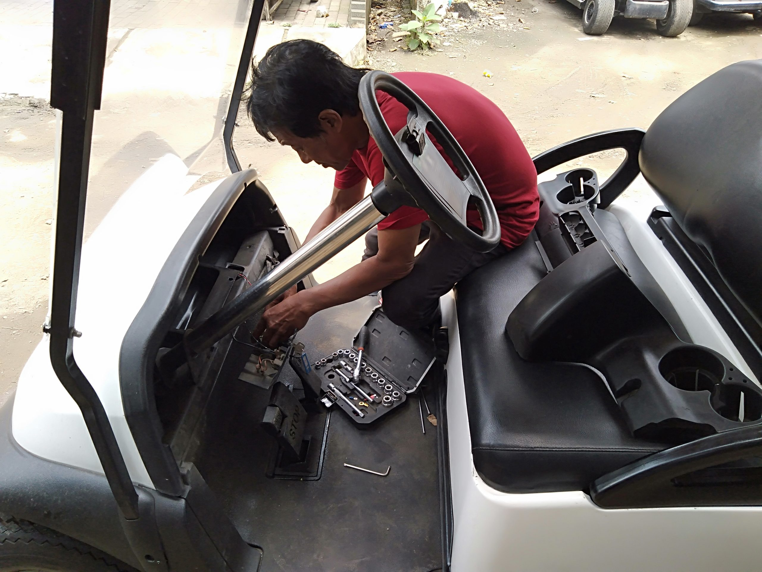 Jasa Repair Buggy Car