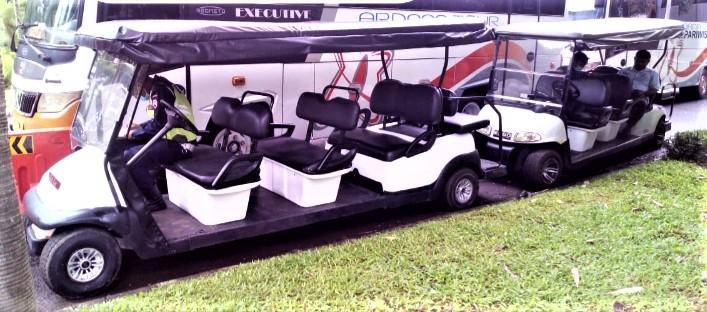Jasa Sewa Buggy Golf Cart